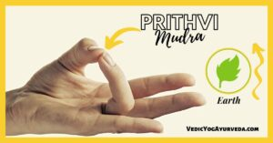 Prithvi-Mudra detailed Information